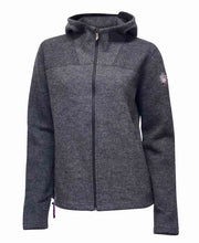 Hooded jacket by Ivanhoe of Sweden for Aktiv in lilac rose.