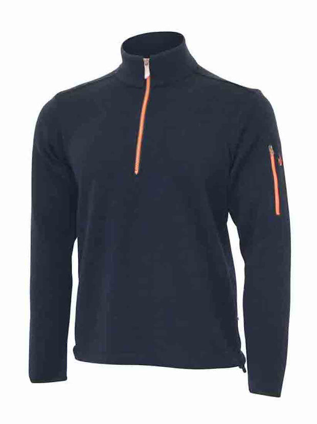Assar Half Zip Men