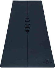 aura blue stay grounded yoga mat by moonchild yoga wear for aktiv scandinavian athleisure