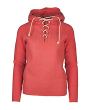 boiled hoodie laced mens red by amundsen sports for aktiv scandinavian outdoor wear