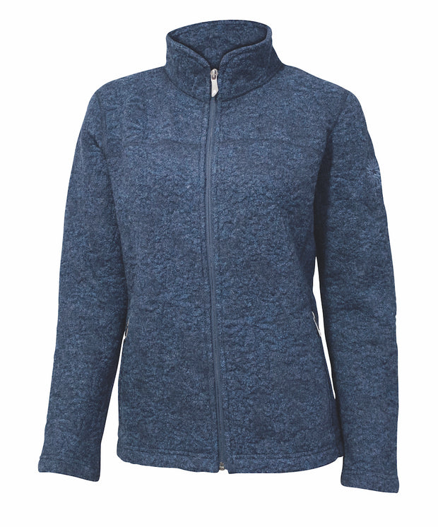 Fireworks Full Zip Sweater Womens
