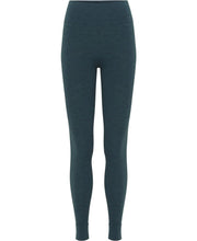 forest green seamless leggings by moonchild yoga wear for aktiv scandinavian athleisure front view