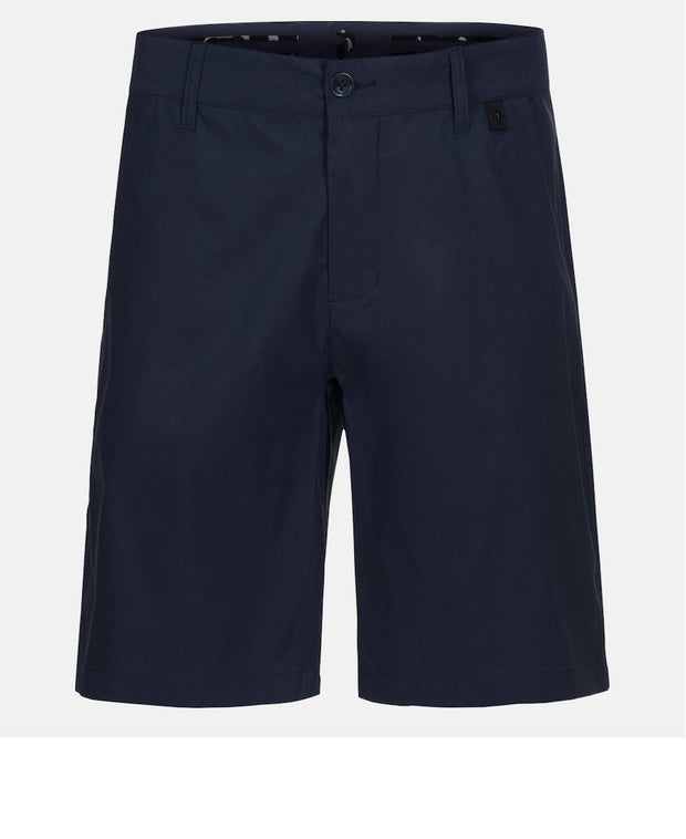 Dark Blue Golf shorts for men