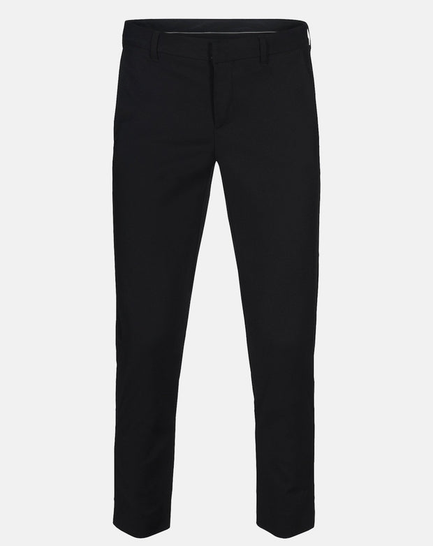 Women's black everyday pants