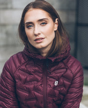 Lara Light Down Jacket Womens