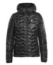 Lara Liner Black Lightweight Down Jacket Womens Outdoor Clothing by 8848 Altitude for women