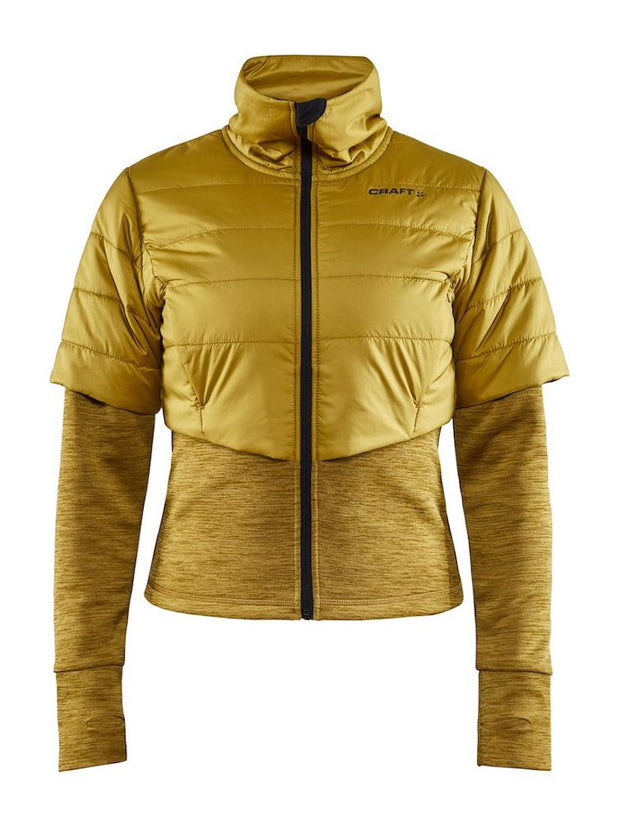 Advanced Warm Padded Jacket Women