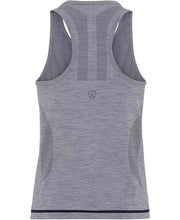 moonchild logo tank top for aktiv scandinavian yoga wear back view