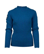 roalda roll neck sweater womens blue by amundsen sports for aktiv scandinavian outdoor wear