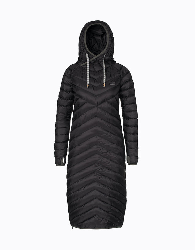 Sarek long down hood women