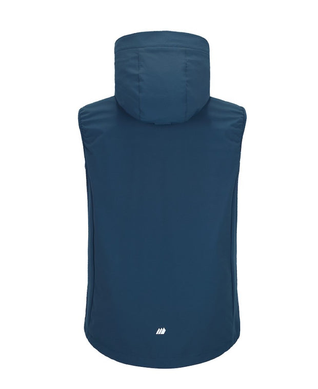 Naeroyfjord Men's Hooded Vest