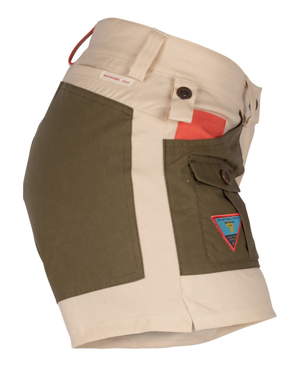 "Safari Shorts 5"" Length for Women"