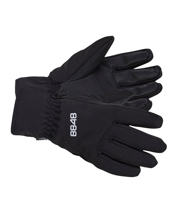 Sofshell durAtec water repellant gloves for outdoor activities by 8848 Altitude for Aktiv