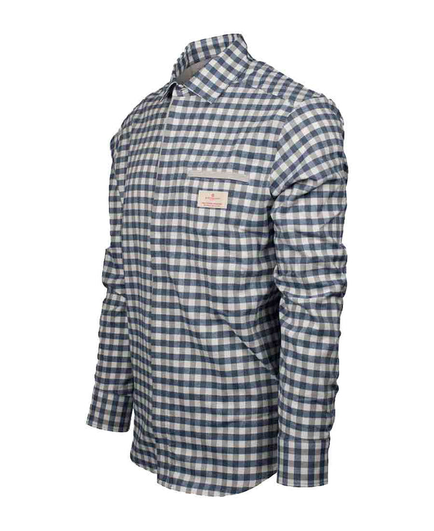 vagabond shirt mens amundsen sports for aktiv scandinavian outdoor wear 3/4 view