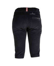 concord slim knickerbockers womens faded navy by amundsen sports for aktiv scandinavian outdoor wear back view
