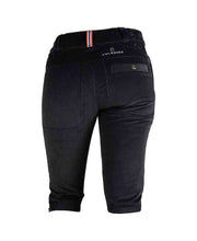 concord slim knickerbockers womens faded navy by amundsen sports for aktiv scandinavian outdoor wear back split view