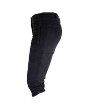 concord slim knickerbockers womens faded navy by amundsen sports for aktiv scandinavian outdoor wear side view