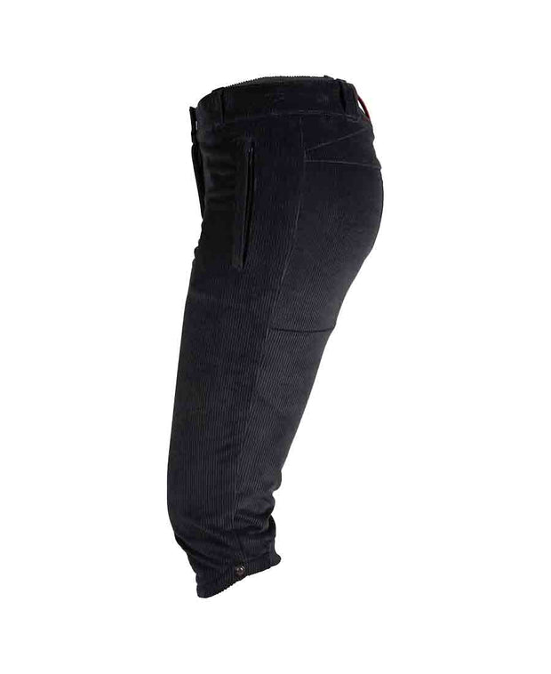 c2a431906c0b concord slim knickerbockers womens faded navy by amundsen sports for aktiv  scandinavian outdoor wear side view