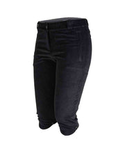 concord slim knickerbockers womens faded navy by amundsen sports for aktiv scandinavian outdoor wear 3/4 view