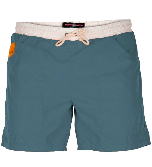 Men's blue swim trunks by  Amundsen Sports