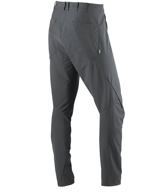 men's MTM Thrill Twill Pants by Houdini for aktiv scandinavian clothing and outdoor wear back view