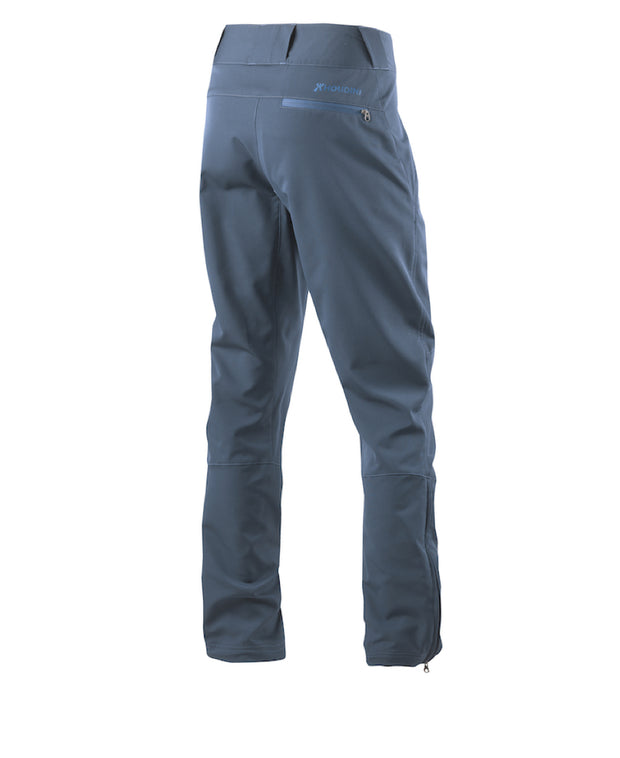 women's motion pants by houdini for aktiv scandinavian clothing and outdoor wear back view