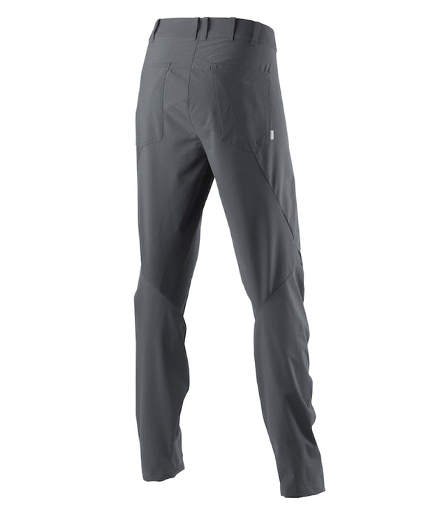 women's MTM Thrill Twill Pants by Houdini for aktiv scandinavian clothing and outdoor wear back view