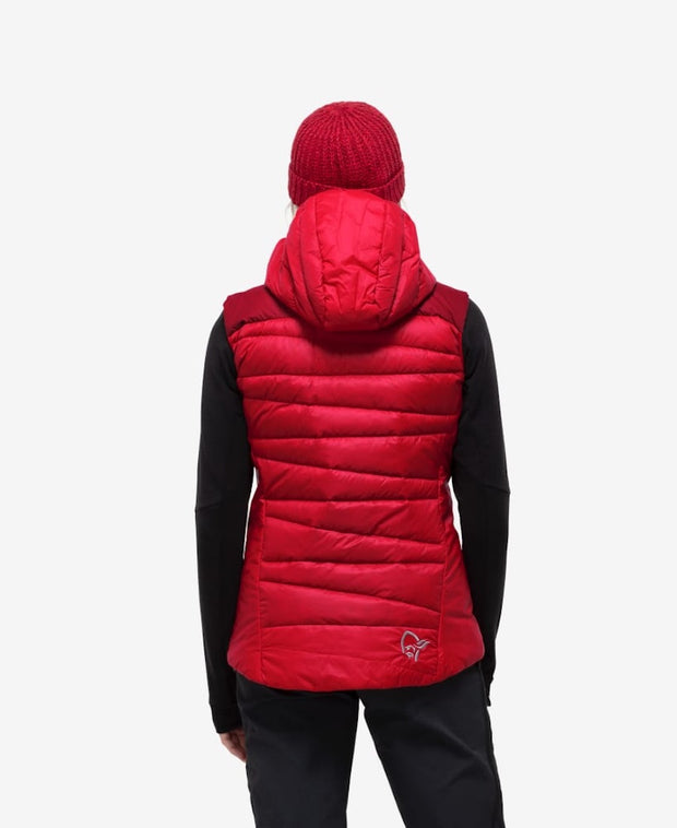 Falketind 750 Down Vest Women