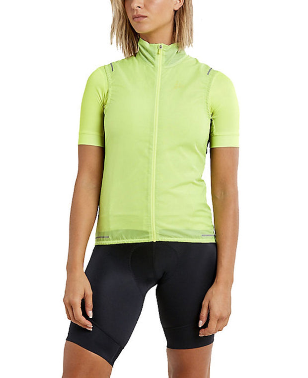 Essence Light Wind Cycling Vest Women