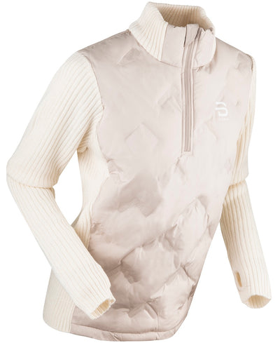 Half Zip Softly Women