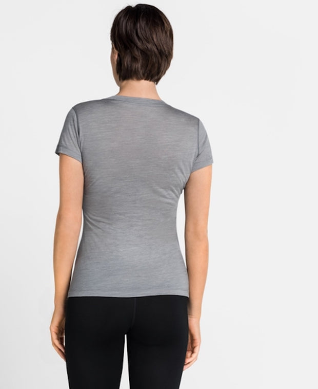 Natural + Light Short Sleeve Base Layer Women