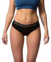 organic wool & silk panties by northern playground for aktiv scandinavian outdoor wear front view