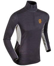 Training Wool Half Zip Women