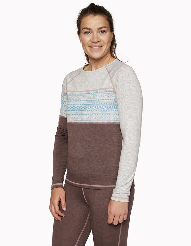 Idre Base Layer Top Women