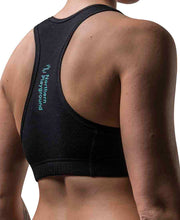 Zipbra™ Wool Womens by Northern Playground for Aktiv Scandinavian Outdoor Wear back view
