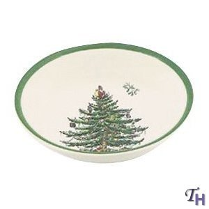 Spode Christmas Tree Cereal Bowl Large