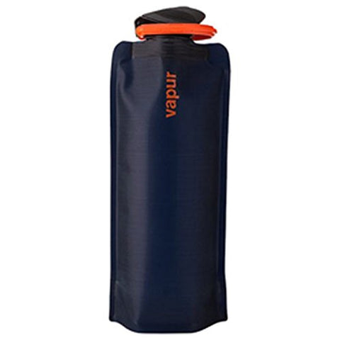 Vapur Eclipse 1L Collapsible Water Bottle - Night Blue