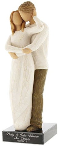 Demdaco Willow Tree Together (Personalized)