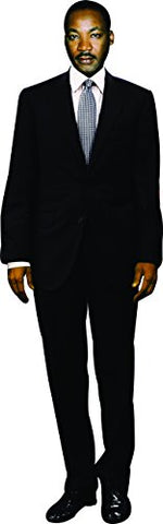 Aahs Engraving Dr. Martin Luther King Jr. Cardboard Stand Up, 5 Feet