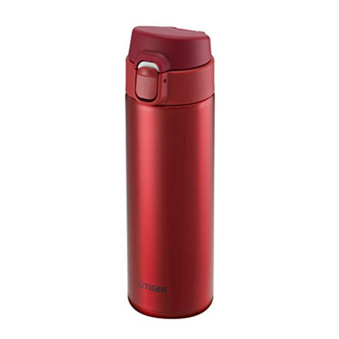 Tiger Insulated Travel Mug, 16-Ounce, Red