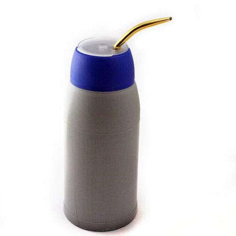 Matelisto Portable Mate Cup Bottle With Straw Bombilla Thermo Keeps Water Warm !