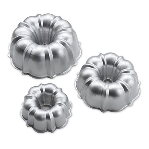 Nordic Ware Tiered Bundt Set