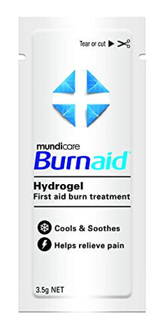 Burnaid 3-1/2-Gram Burnaid Gel Sachets