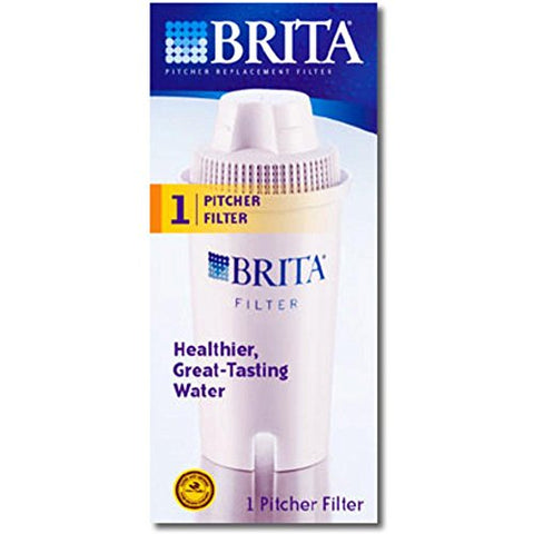 Brita 35512 Pitcher Replacement Filter,