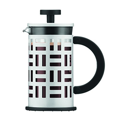 Bodum 11198 913 Eileen 3 Cup Coffee Maker 12 Ounce Off White