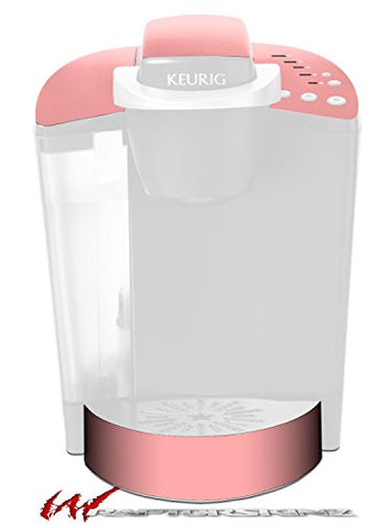 Solids Collection Pink - Decal Style Vinyl Skin Fits Keurig K40 Elite Coffee Makers (Keurig Not Included)