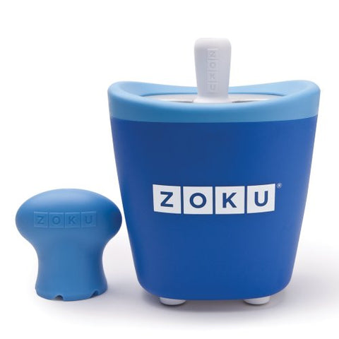 Zoku Single Quick Pop Maker, Blue