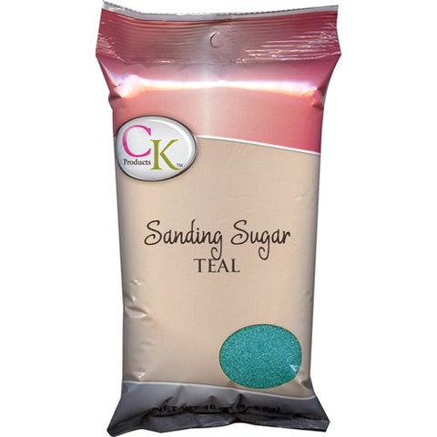 Ck Products No.1 Sanding Sugar, Teal