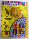 Deluxe Handmade Birthday Greeting Cards
