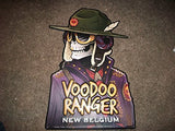 New Belgium Voodoo Ranger Metal Pub Sign